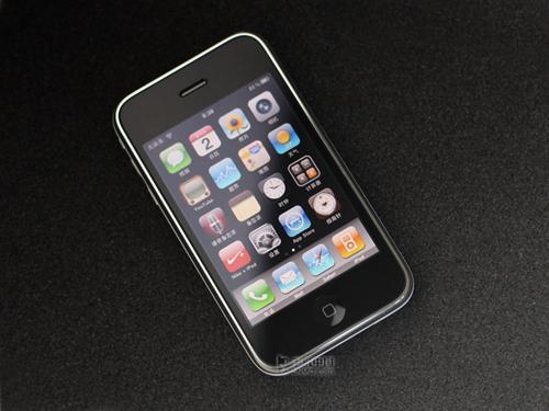 苹果iPhone3GS(联通版8GB)整体外观第2张