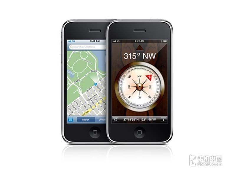 苹果iPhone3GS(8G)产品本身外观第8张