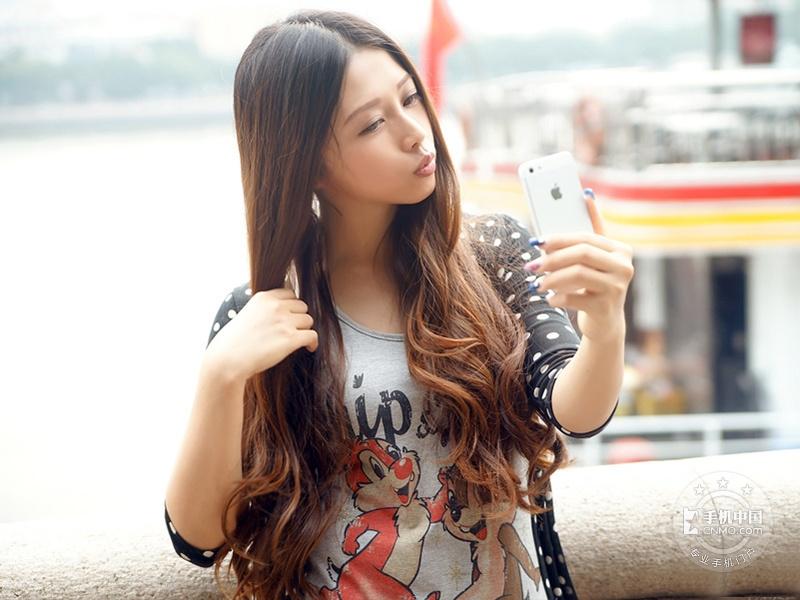 苹果iPhone5(16GB)时尚美图第1张