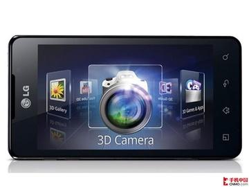 LG Optimus 3D MAX(P725)