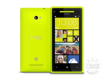HTC 8X(C620e)黄色