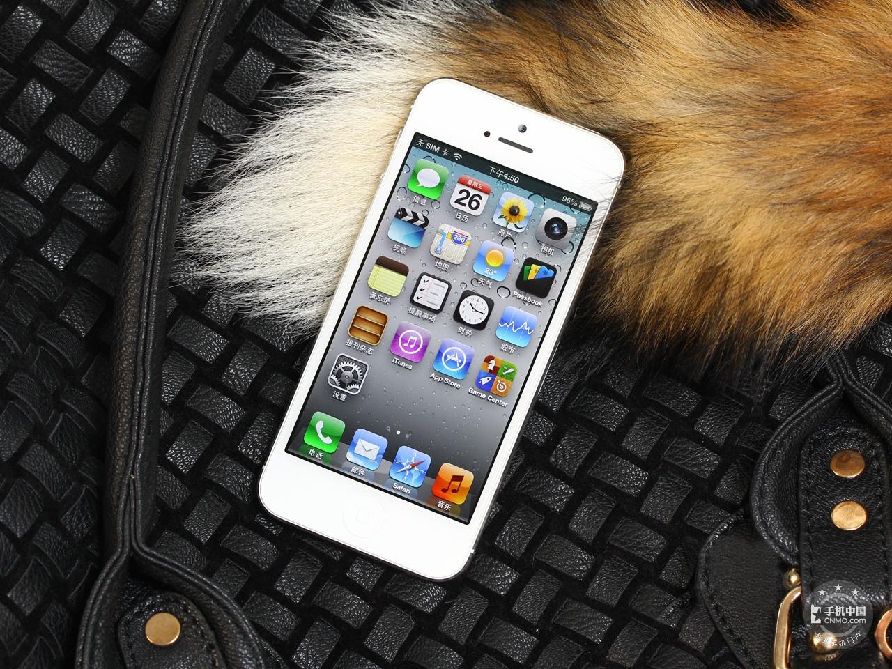 苹果iPhone5(32GB)整体外观第7张