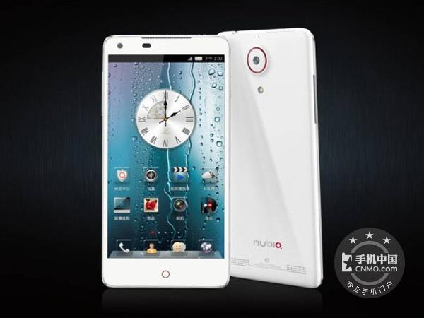 努比亚Z5(32GB)产品本身外观第3张