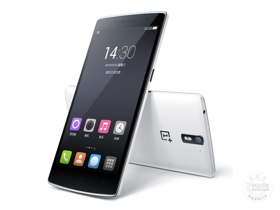 一加手机(16GB/移动版)产品本身外观第2张