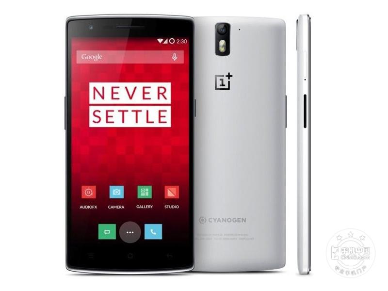 一加手机(64GB/移动版)产品本身外观第7张