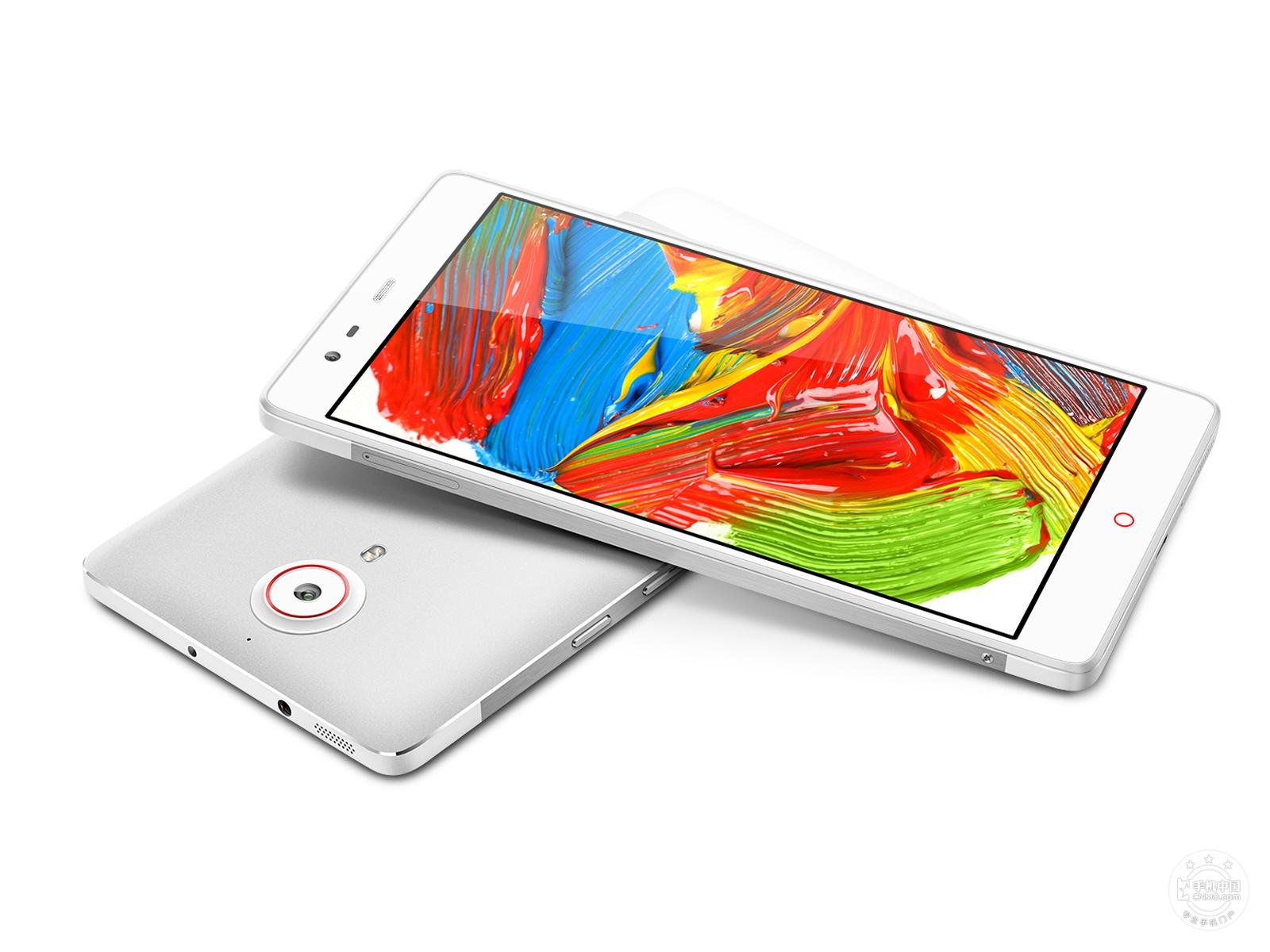 努比亚X6(64GB)产品本身外观第2张