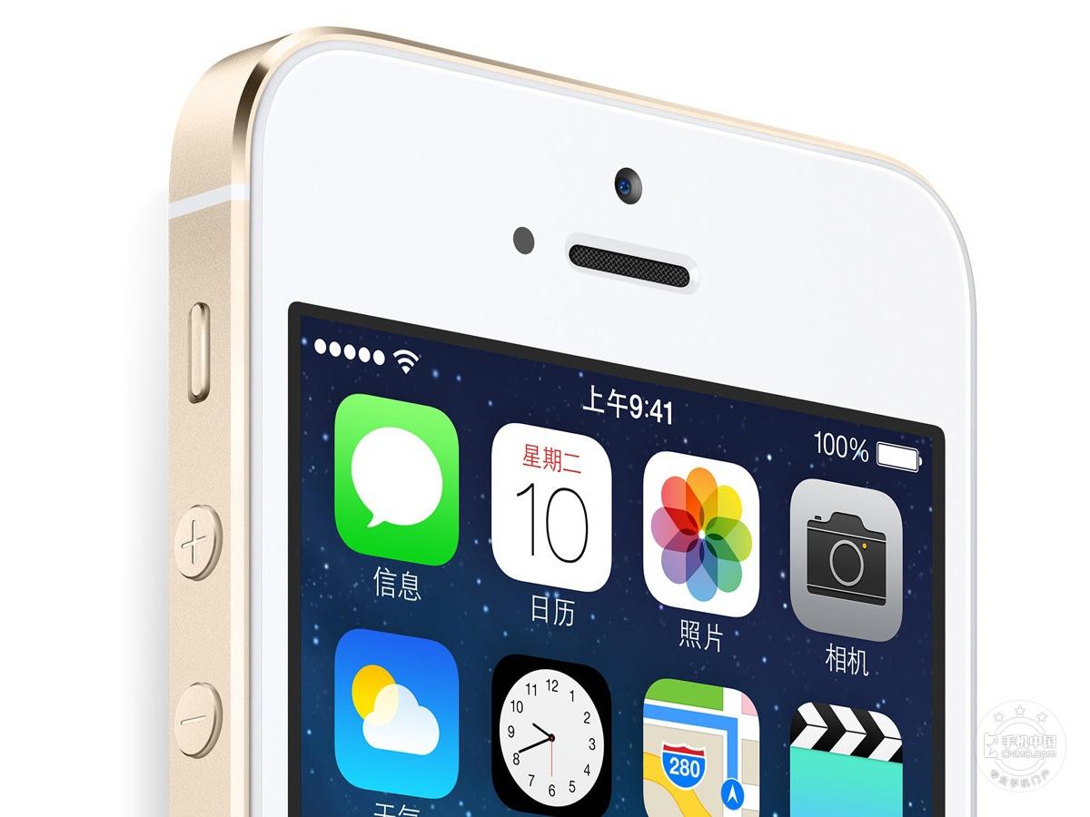 苹果iPhone5s(32GB)产品本身外观第6张
