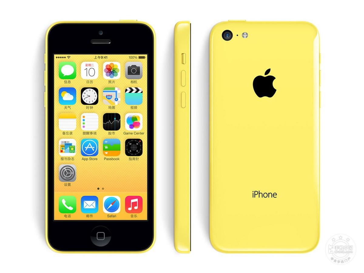苹果iPhone5c(8GB)产品本身外观第2张