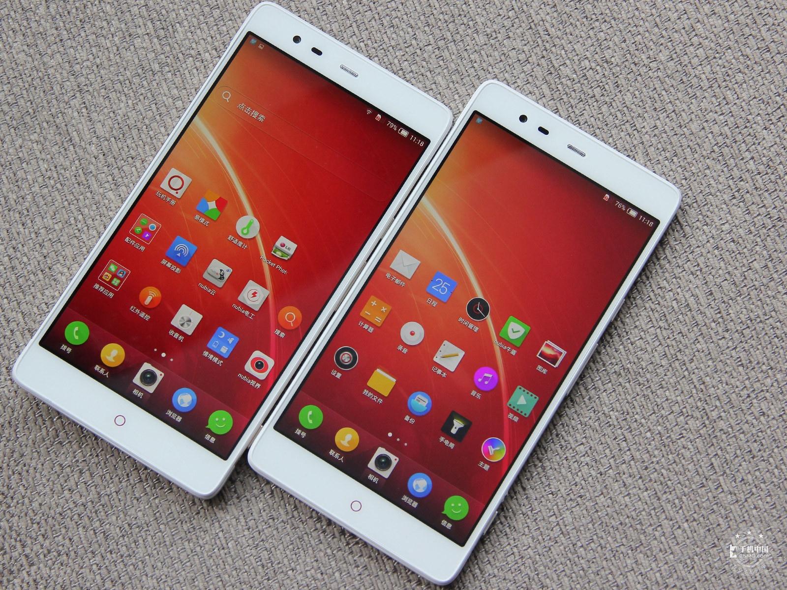 努比亚X6(64GB)产品对比第8张