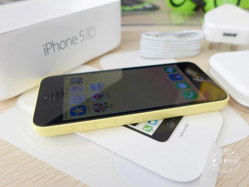 苹果iPhone5c(16GB)整体外观第4张
