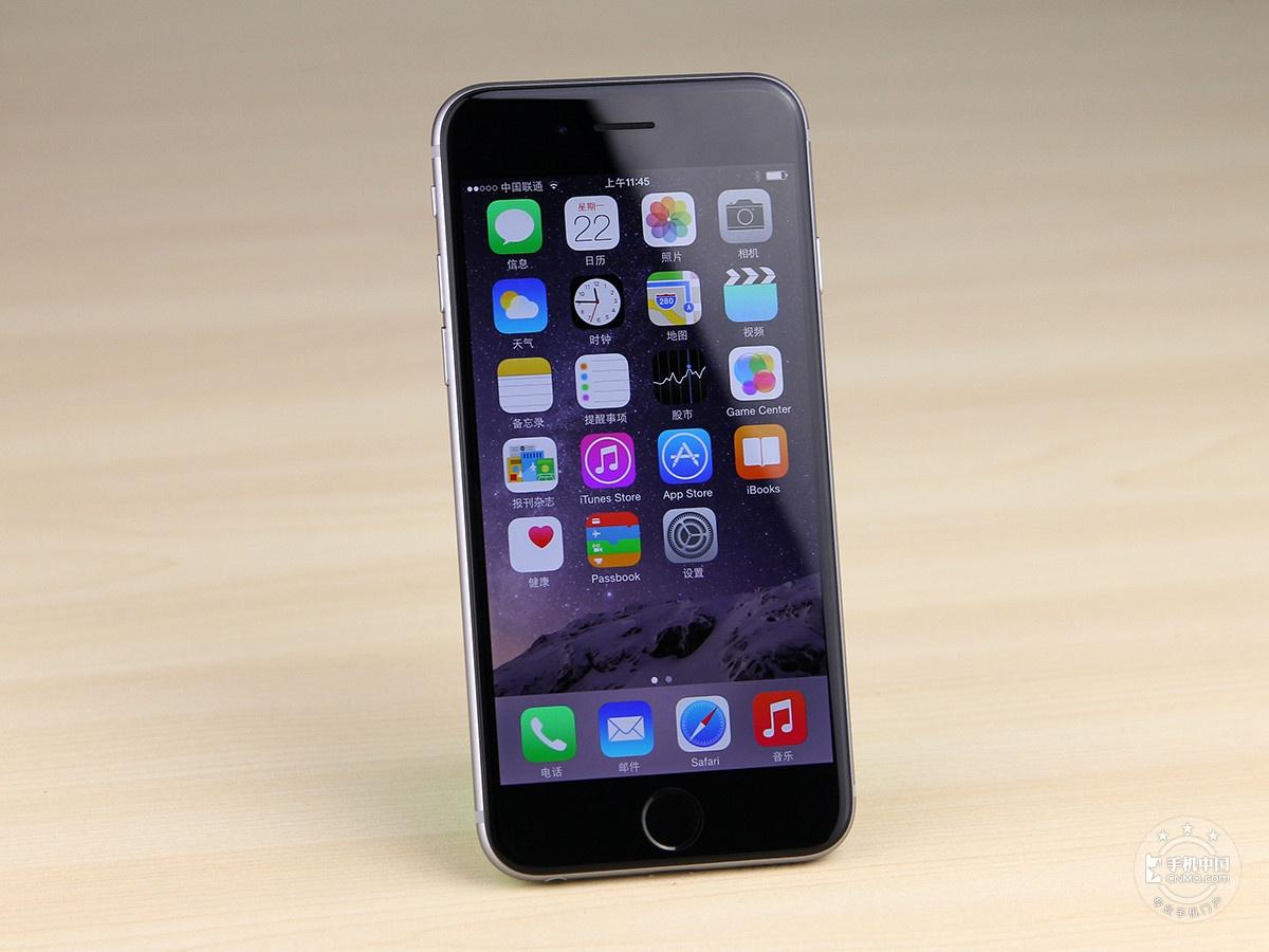苹果iPhone6(64GB)整体外观第2张