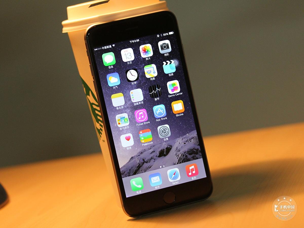 苹果iPhone6Plus(128GB)整体外观第4张