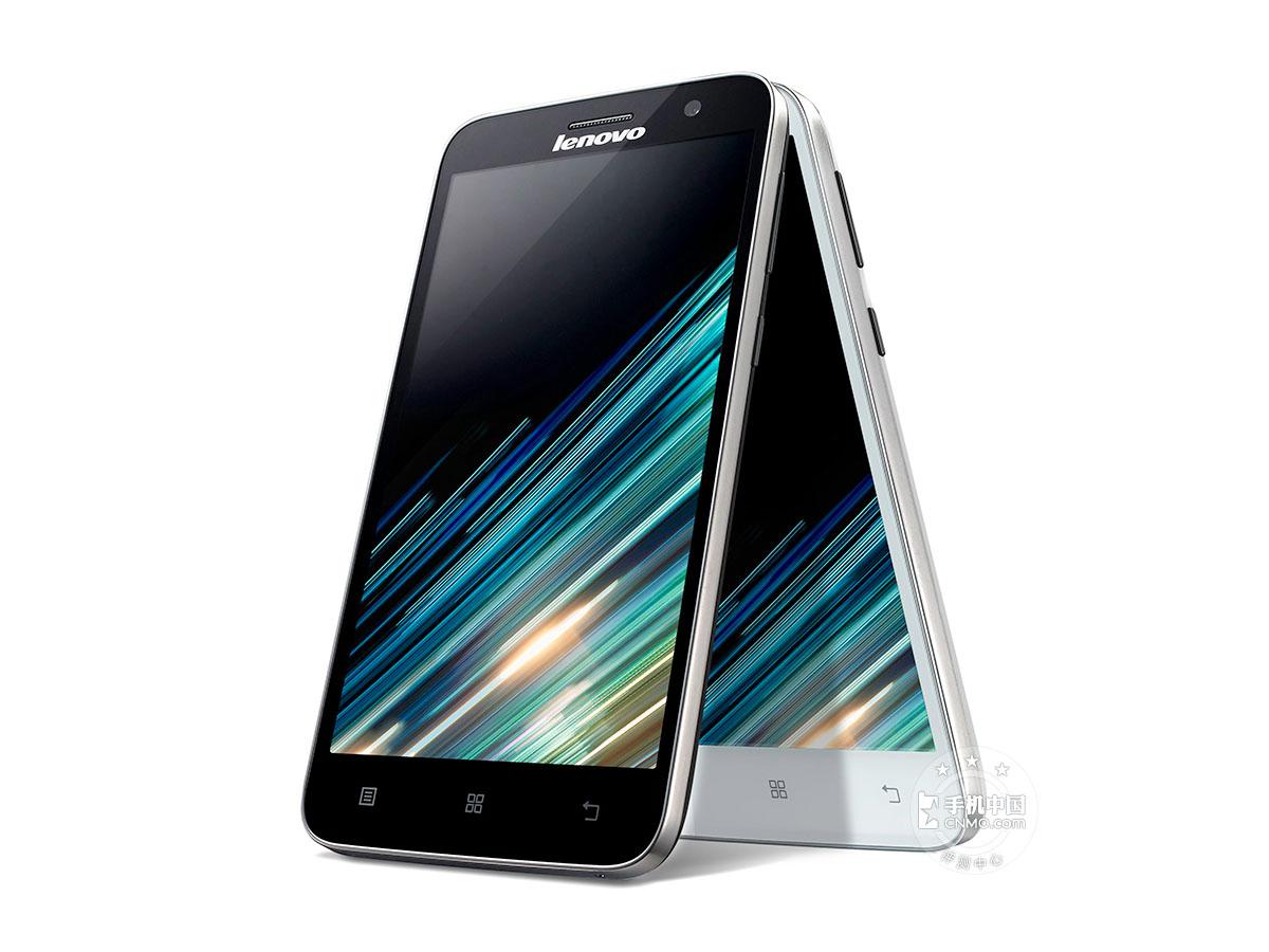联想黄金斗士A8(移动4G版)产品本身外观第8张
