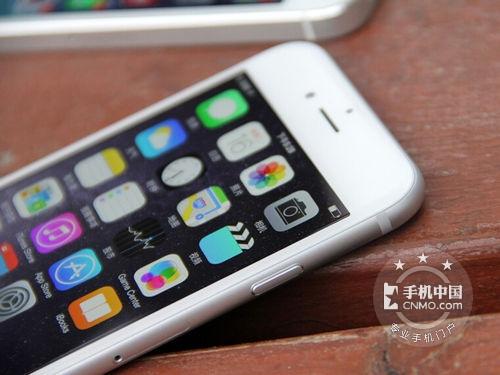 【银白色苹果iphone 6手机图片-2055848】手机中国