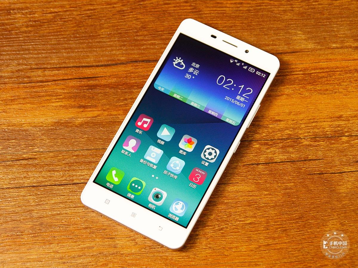 联想黄金斗士S8畅玩版(移动4G/8GB)整体外观第3张