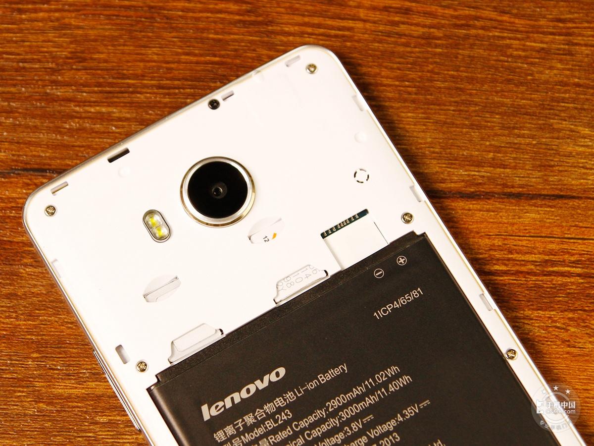 联想黄金斗士S8畅玩版(移动4G/16GB)机身细节第7张