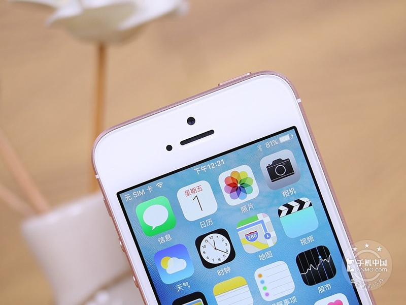 苹果iPhoneSE(全网通/16GB)机身细节第8张
