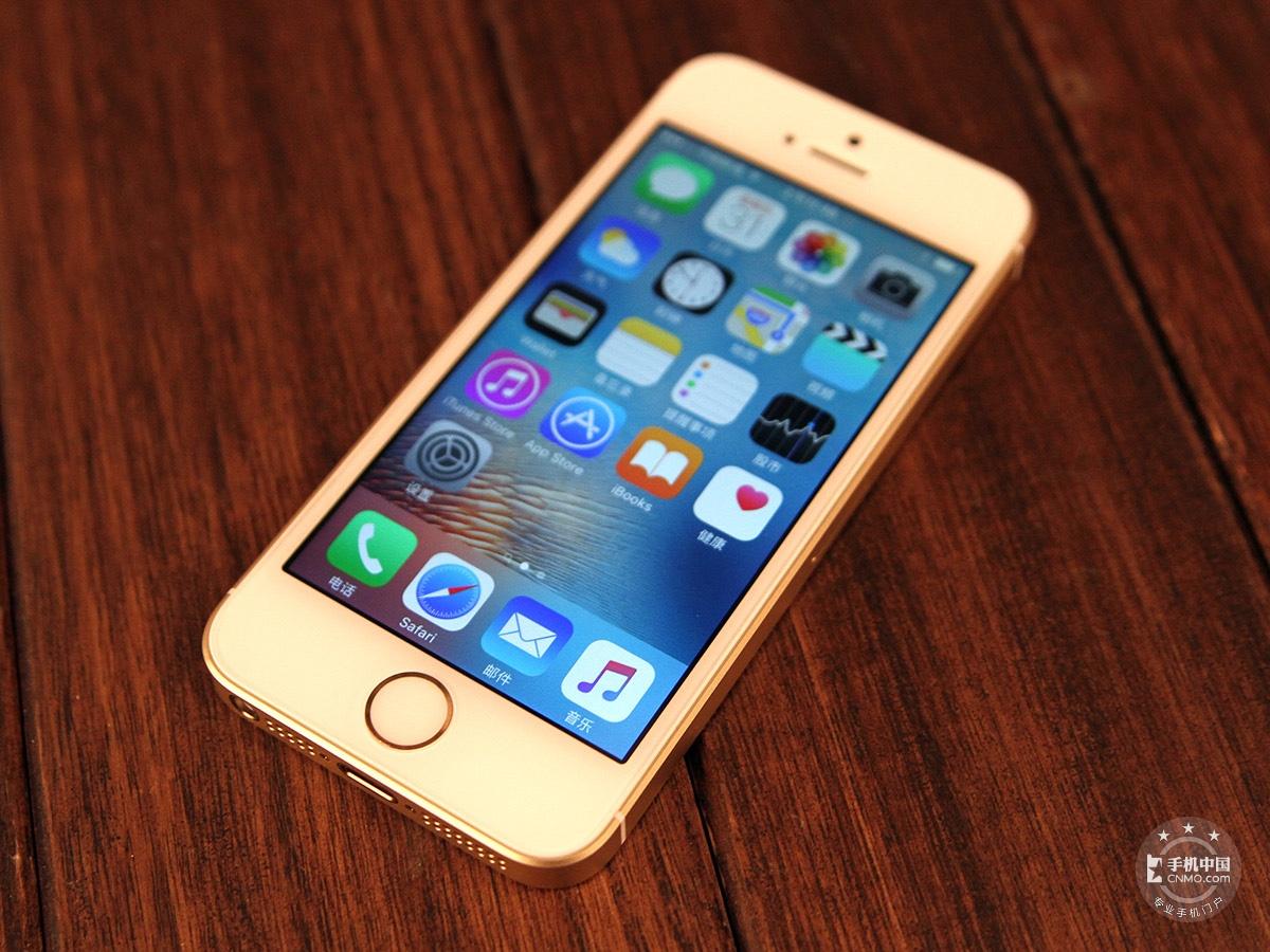 苹果iPhoneSE(全网通/16GB)整体外观第1张