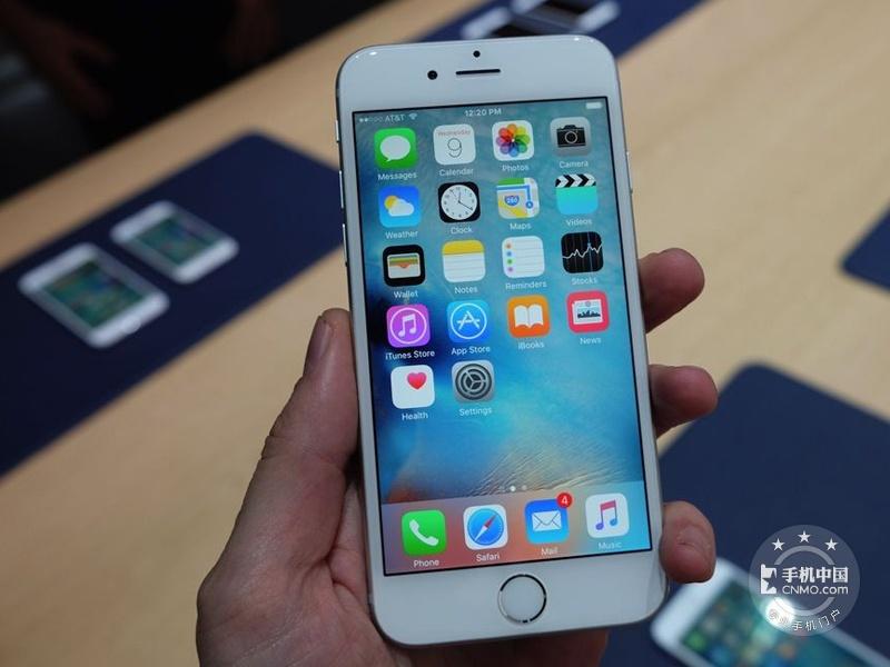 苹果iPhone6sPlus(128GB)整体外观第6张