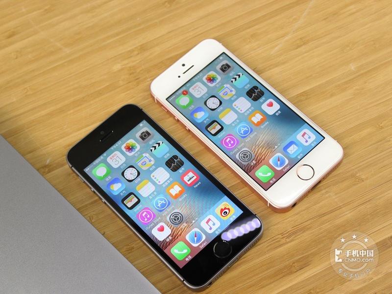 苹果iPhoneSE(全网通/16GB)产品对比第1张