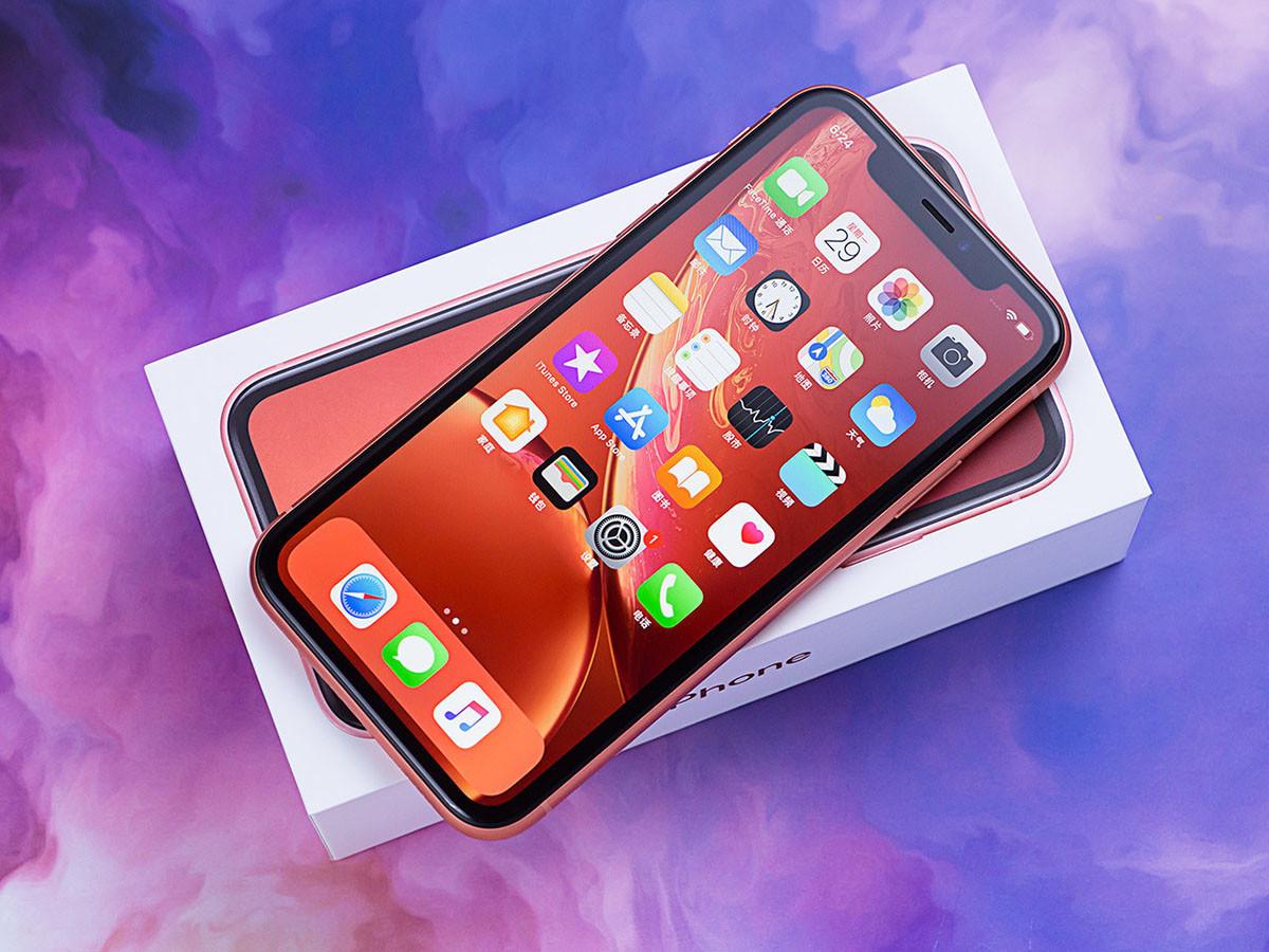 苹果iPhoneXR(128GB)整体外观第3张