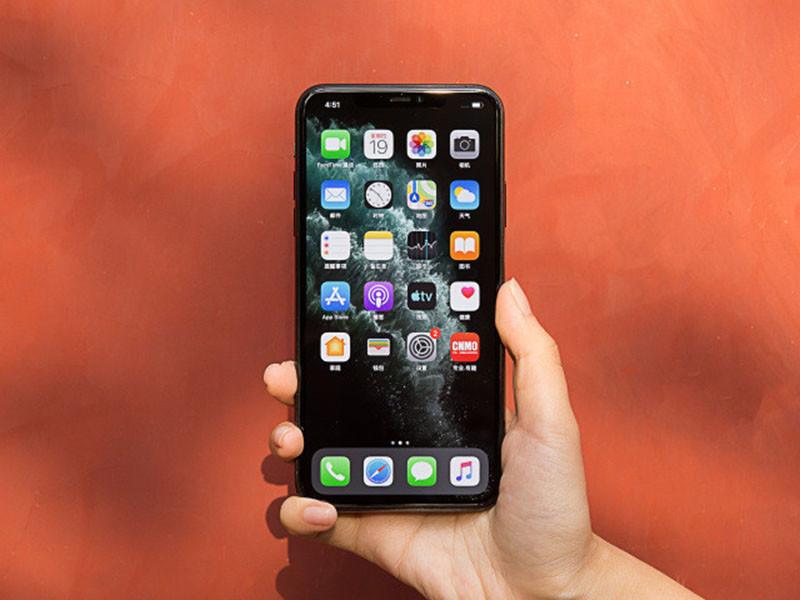 苹果iPhone11ProMax(256GB)机身细节第6张