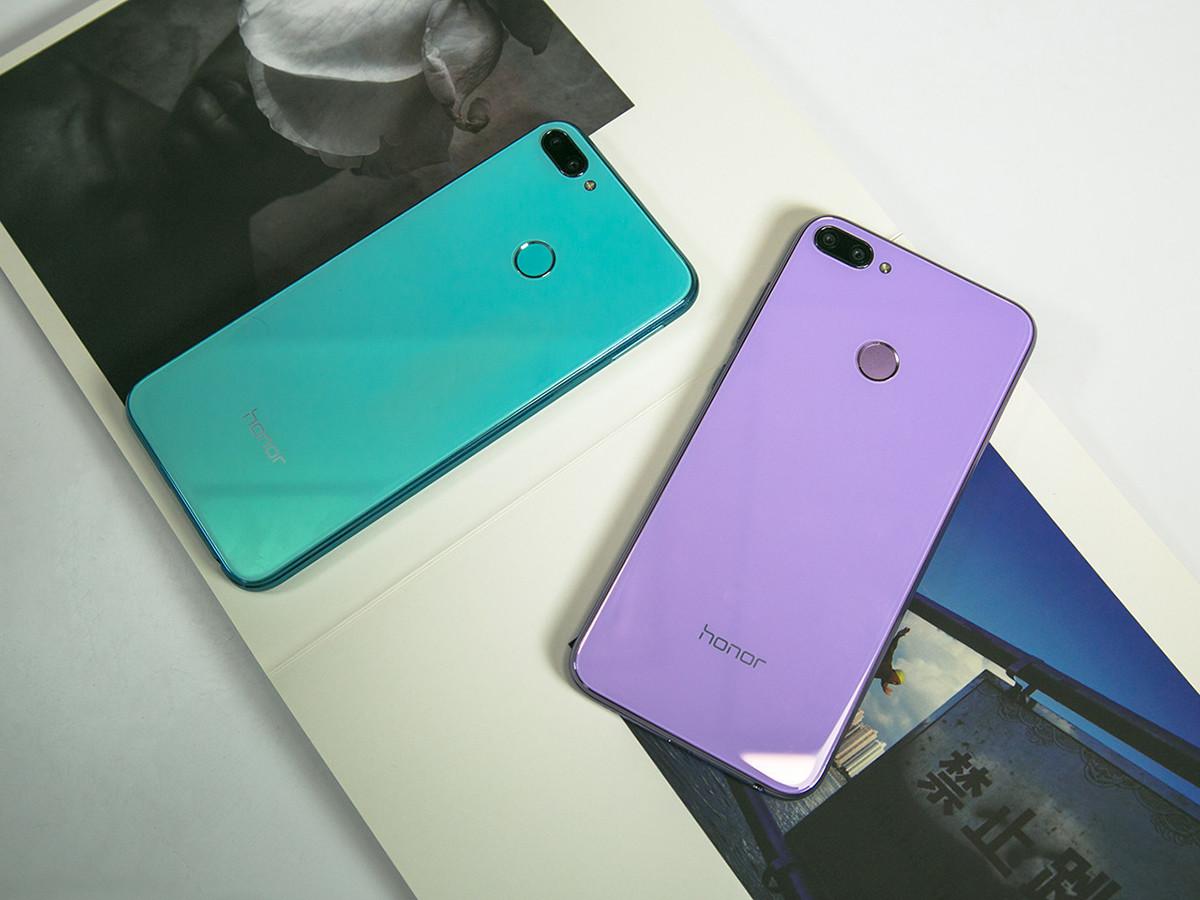 荣耀9i(64GB)产品对比第1张