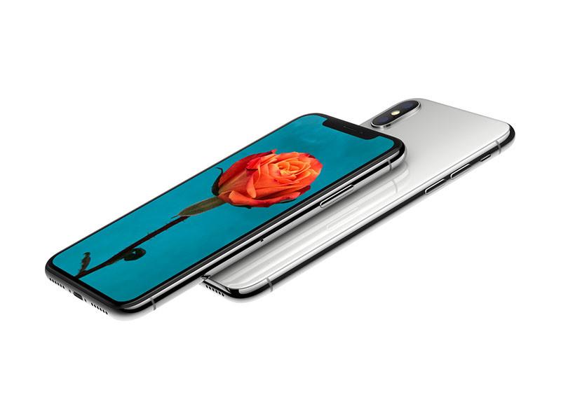苹果iPhoneX(256GB)产品本身外观第7张
