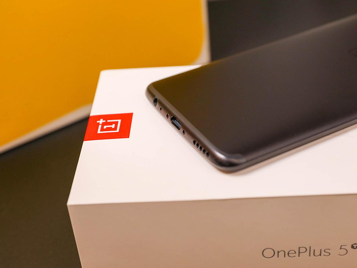 一加手机5T(128GB)机身细节第4张