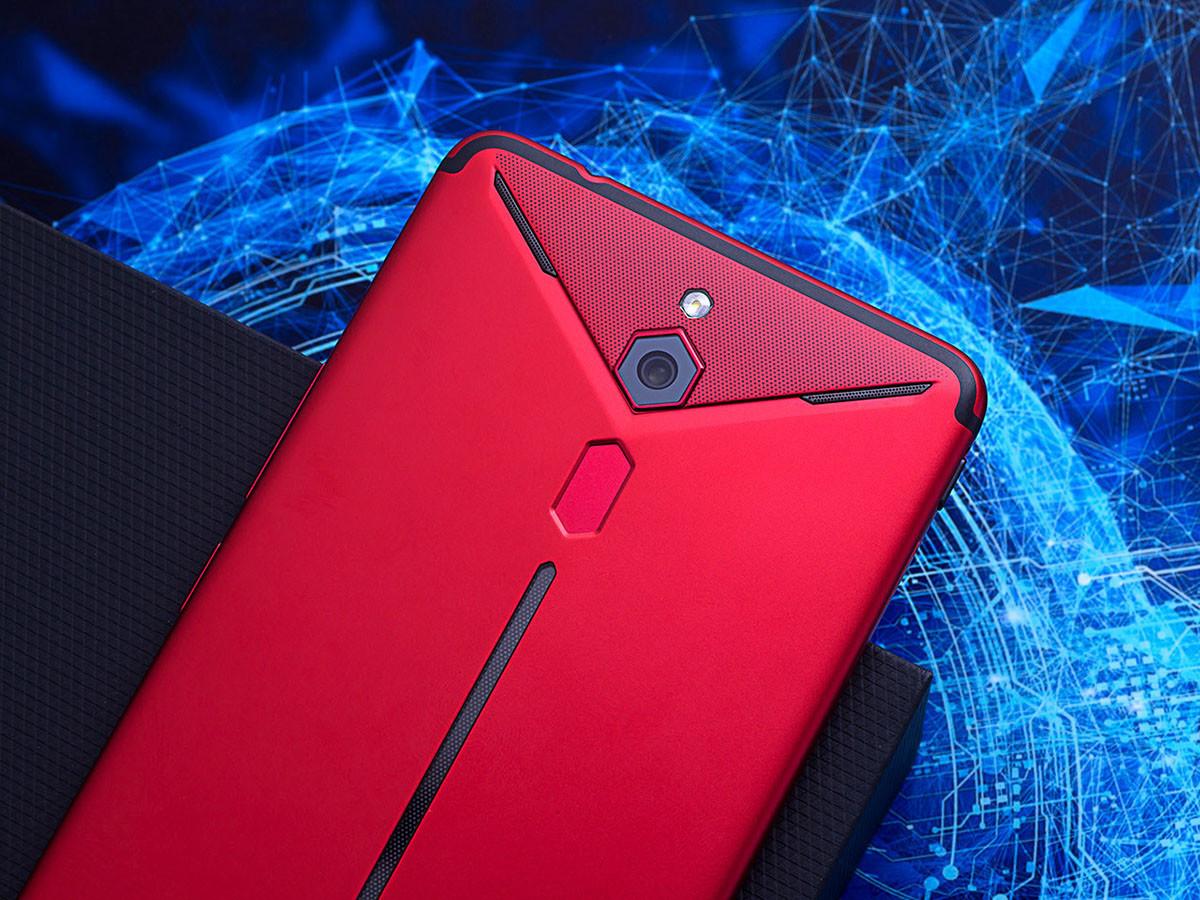 努比亚红魔Mars电竞手机(256GB)机身细节第3张