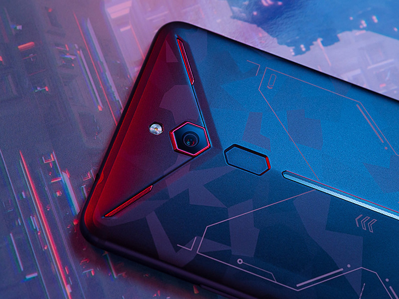 努比亚红魔Mars电竞手机(256GB)机身细节第5张