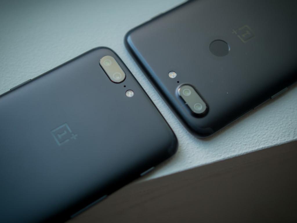 一加手机5T(128GB)产品对比第6张