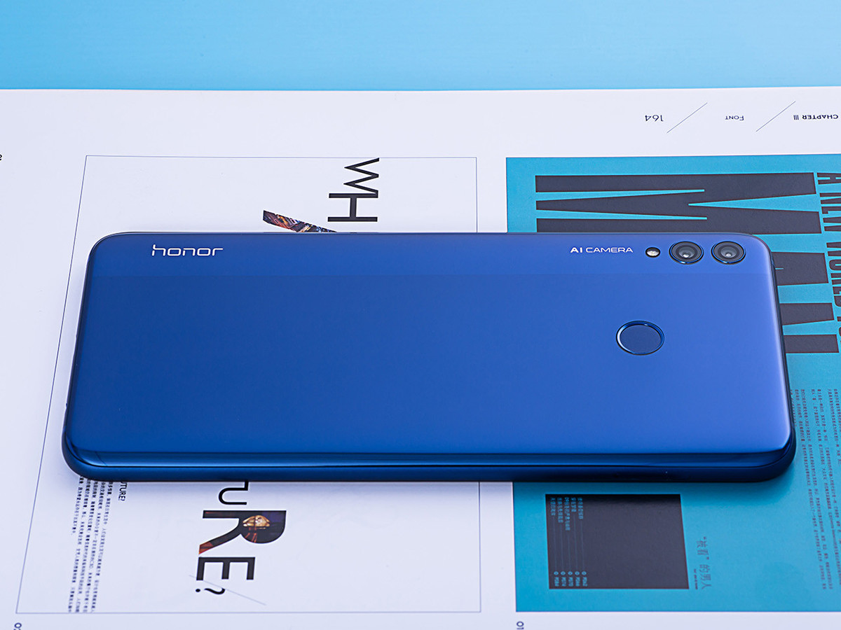 荣耀8XMax(4+128GB)整体外观第7张