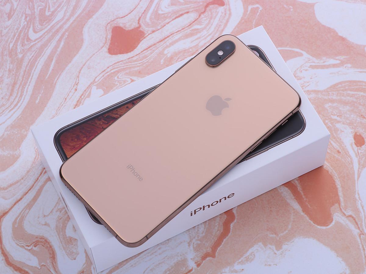 苹果iPhoneXSMax(256GB)整体外观第5张