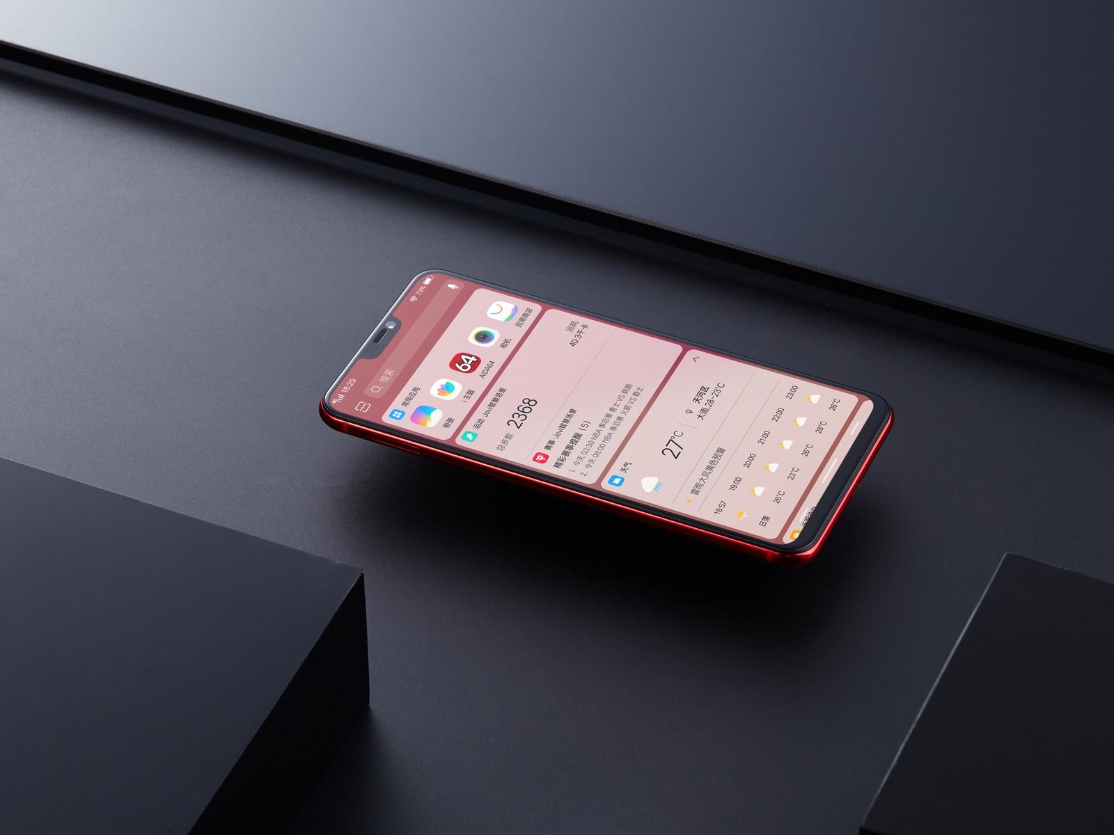 vivoX21i(64GB)整体外观第3张