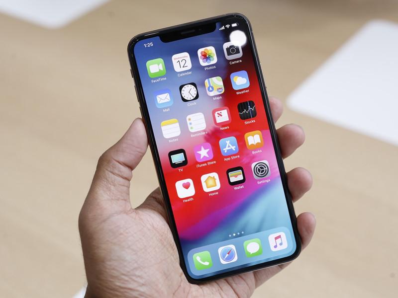 苹果iPhoneXS(256GB)整体外观第1张