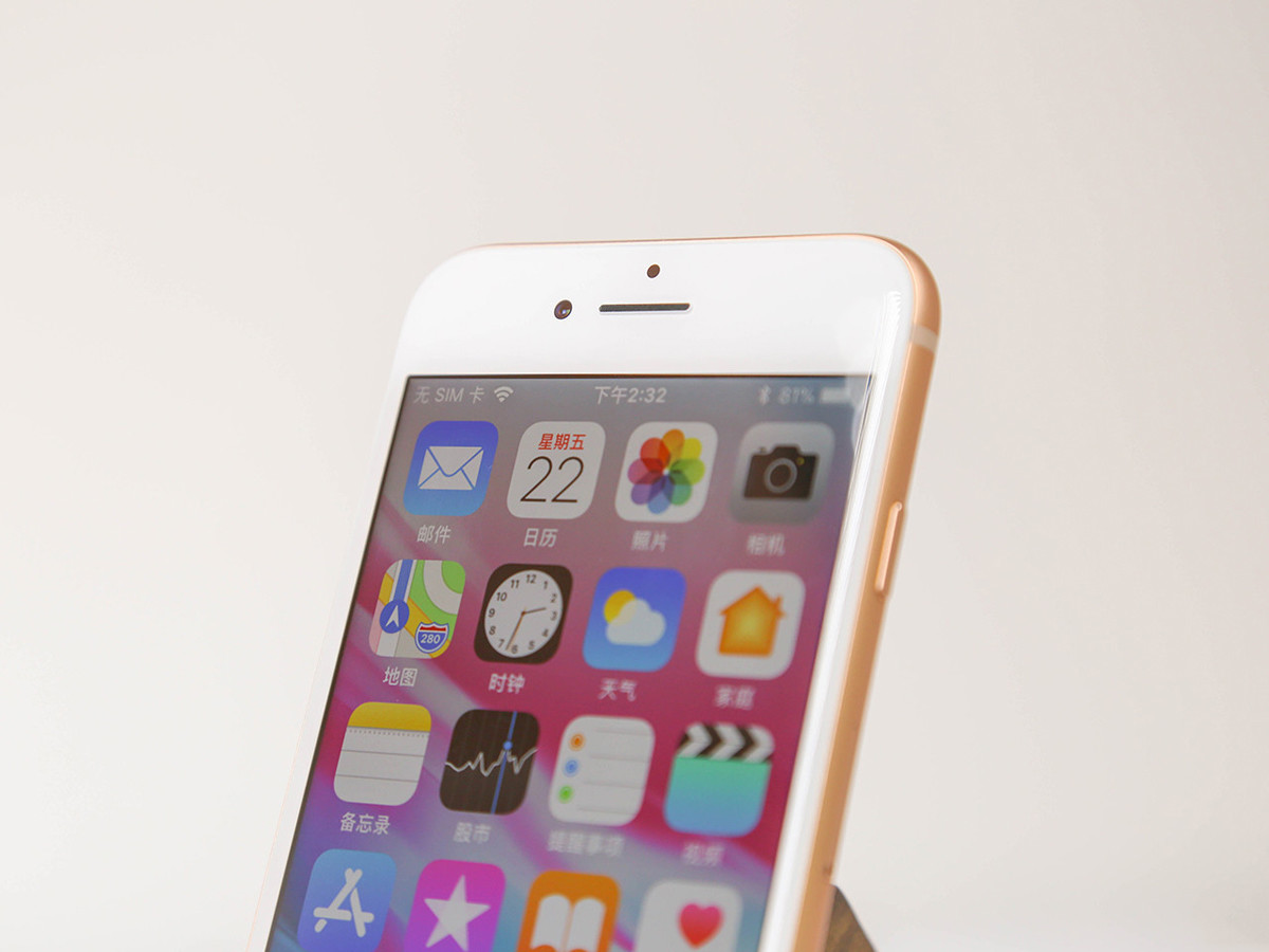 苹果iPhone8Plus(256GB)机身细节第1张