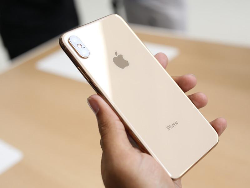 苹果iPhoneXS(256GB)整体外观第5张