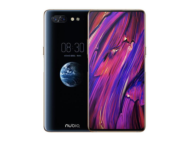 努比亚X(128GB)产品本身外观第3张