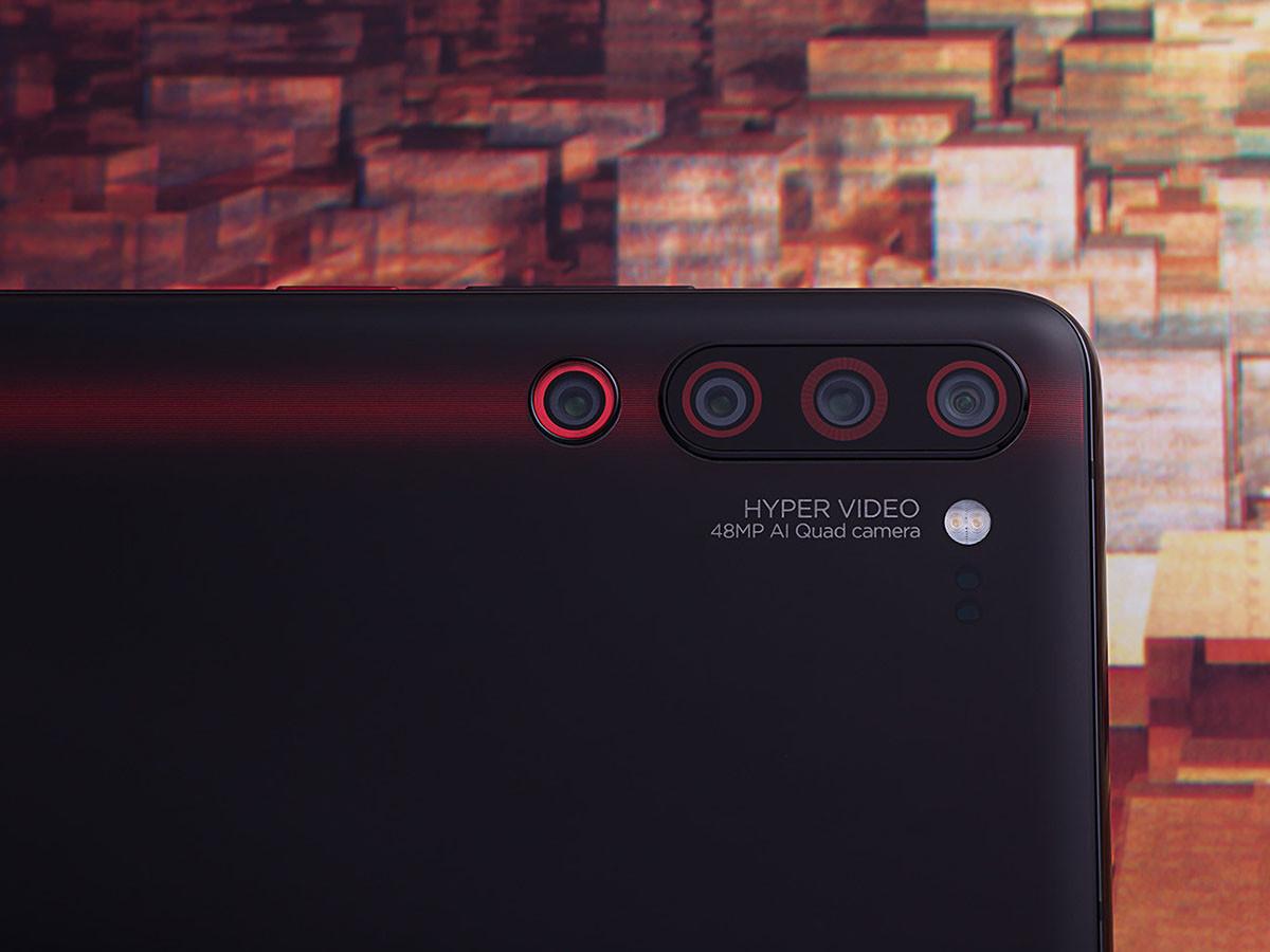 LenovoZ6Pro(6+128GB)机身细节第3张