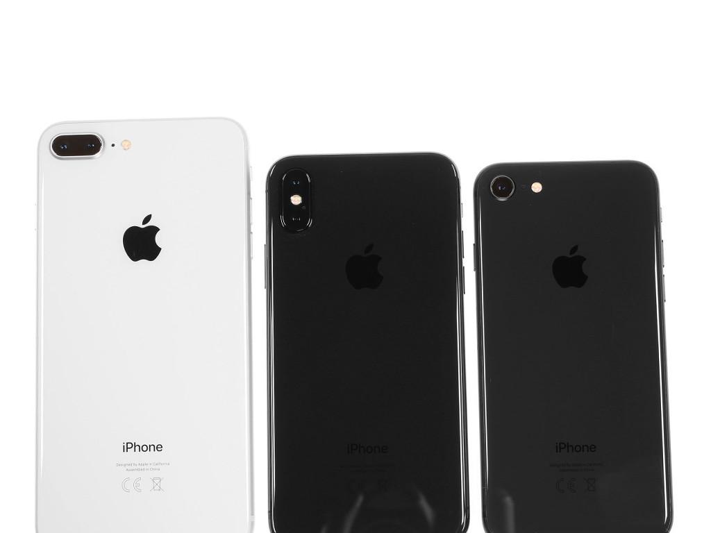 苹果iPhoneX(256GB)产品对比第5张