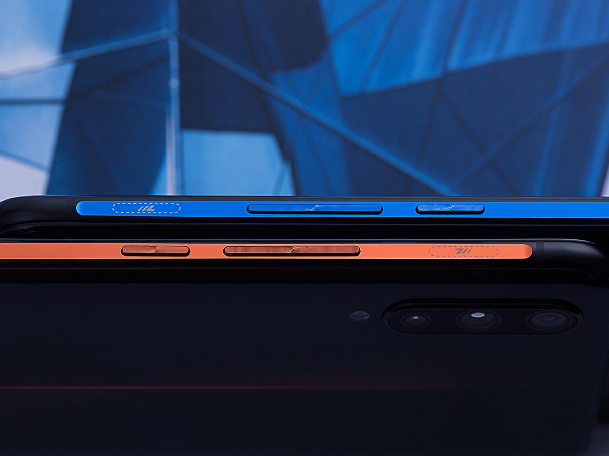 iQOO(8+128GB)机身细节第6张