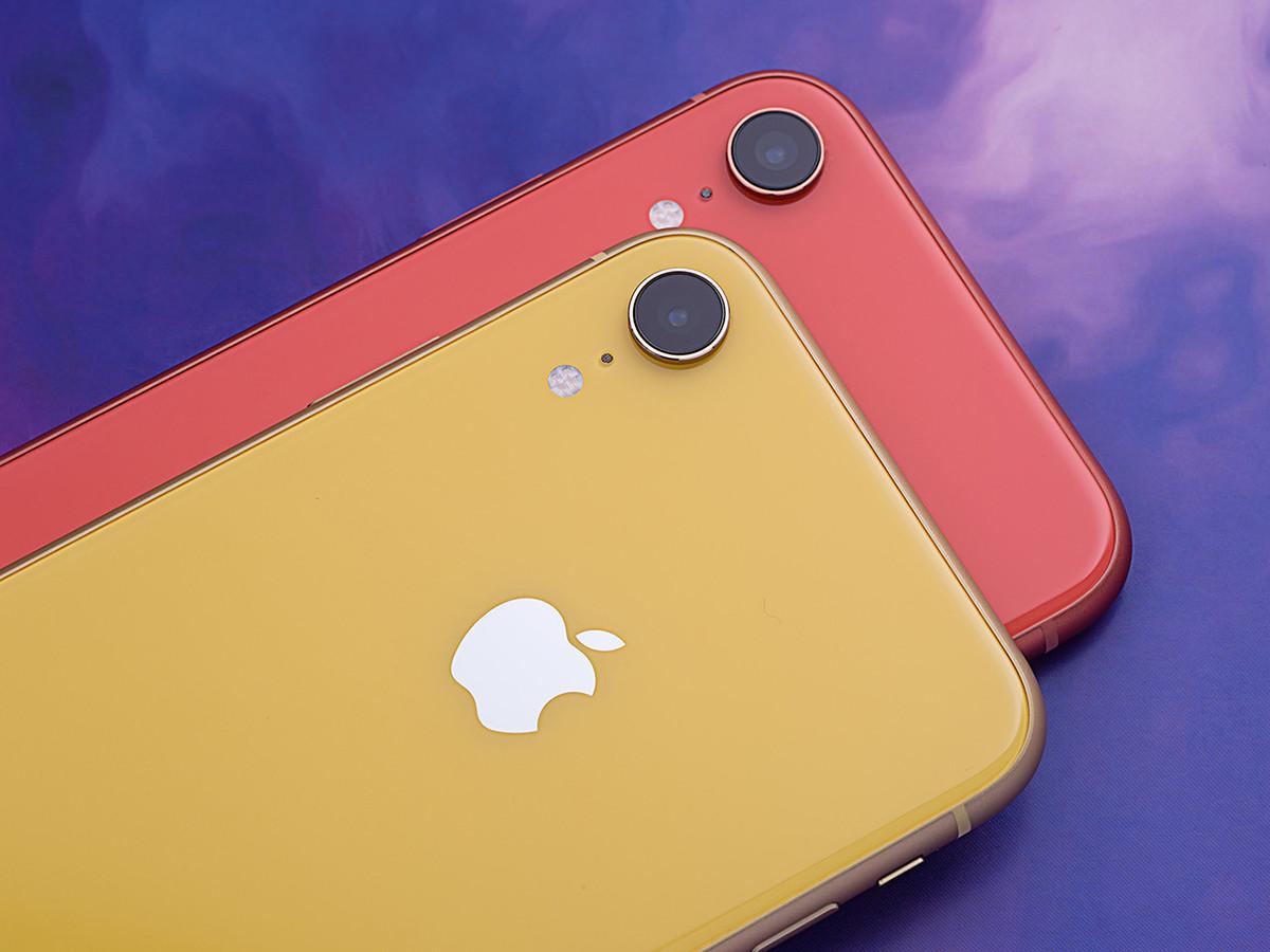 苹果iPhoneXR(128GB)产品对比第4张