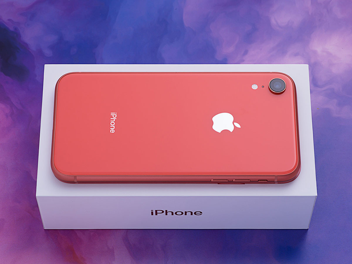 苹果iPhoneXR(256GB)整体外观第4张