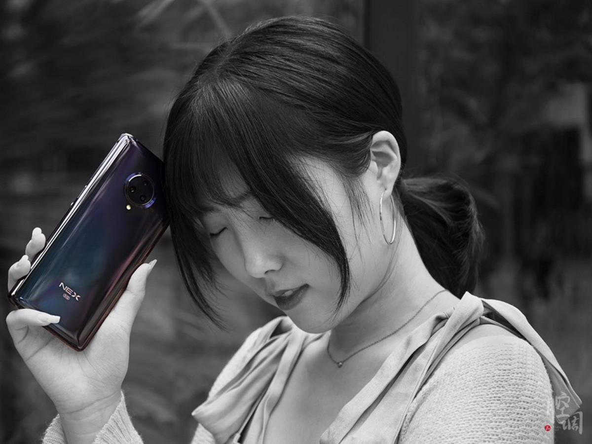 vivoNEX3(8+128GB)时尚美图第1张