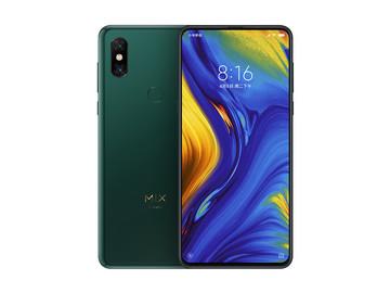 小米MIX 3(8+128GB)绿色