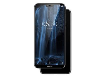 Nokia X6(32GB)黑色