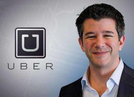 Uber创始人卡兰尼克辞职