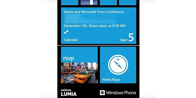 诺基亚Lumia新品