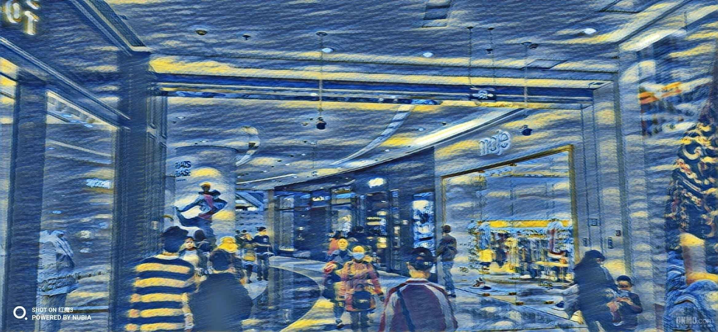 努比亚红魔3电竞手机(12+256GB)手机拍照出来的影像图第2张